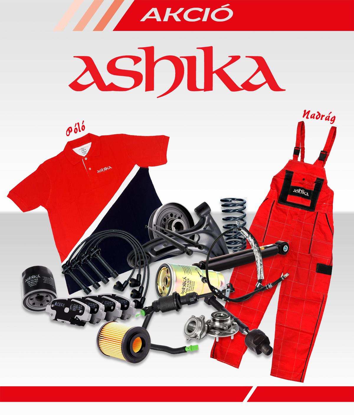 Ashika akció - Szakál Metal Kft.