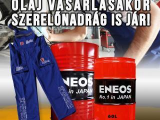 ENEOS vásárlásért szerelő nadrág