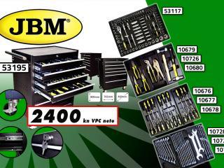 JBM kolica za alate 3