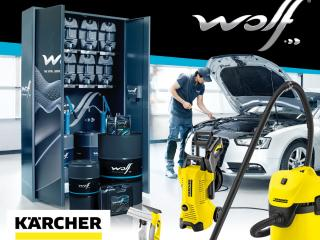 Wolf Karcher akció