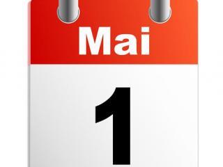Program 1 Mai