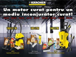 Promoție ENEOS - Karcher